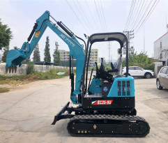 驭工YG25-9U小型挖掘机无尾式农用挖掘机工程小挖机