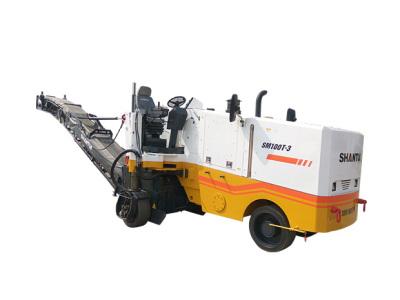 山推SM100T-3(标配版)铣刨机