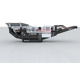 派克斯MPEX-J130移动颚式破碎机