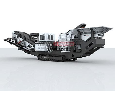 派克斯MPEX-I1300RSH移動反擊式破碎機
