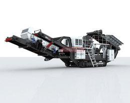 派克斯MPEX-CH440RS移动圆锥式破碎机