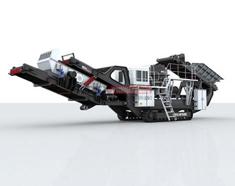 派克斯MPEX-HP300RS移动圆锥式破碎机