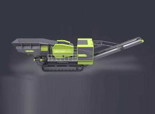 美斯达MC-113J履带颚式移动破碎机