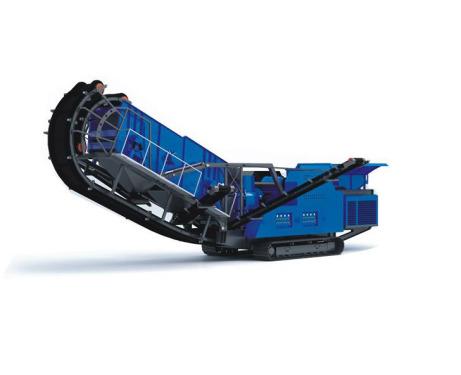 桂润重工P600 ONE两段破碎机
