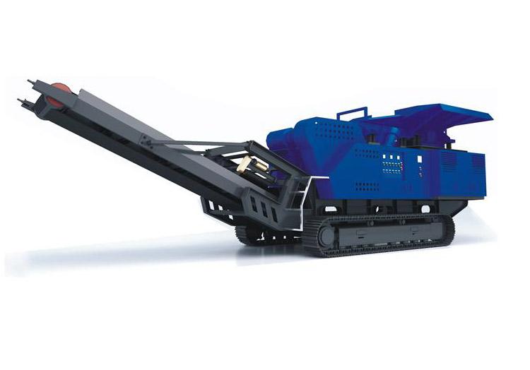 桂润重工EP70颚式破碎机高清图 - 外观