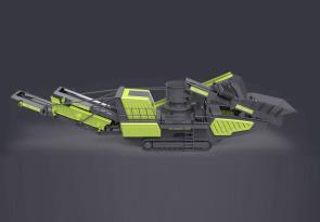美斯达MC-3000CS(多缸)履带圆锥式移动破碎机