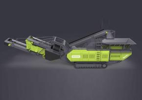 美斯达MC-1600HS移动锤式破碎站