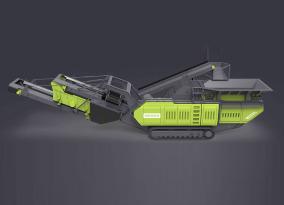 美斯达MC-1200HS移动锤式破碎站