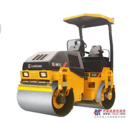 柳工6032E輕型壓路機(雙驅單振)