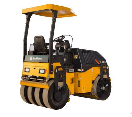 柳工6032 组合产品全液压驱动振动压路机