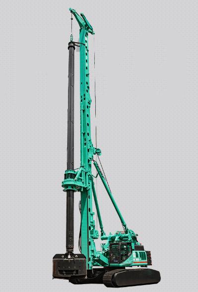 柳工SH39多功能钻机