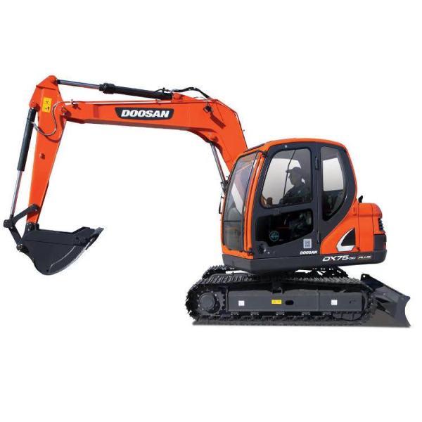 斗山DX75-9C PLUS挖掘机