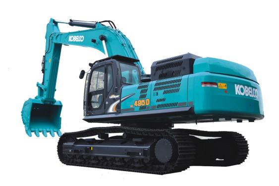 神钢SK495D矿山型挖掘机