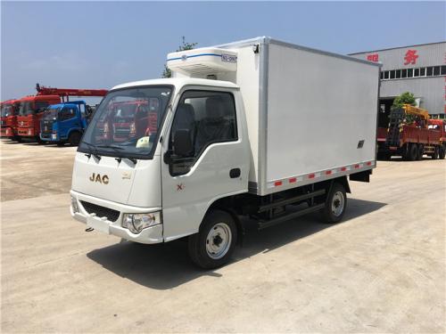 程力箱长3.1米~4.1米江淮康铃冷藏车