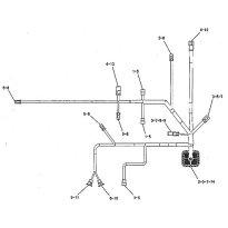 卡特彼勒198-2713线束组件