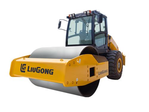 柳工CLG6116E机械振动单钢轮压路机