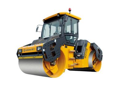 柳工CLG6212E雙鋼輪壓路機