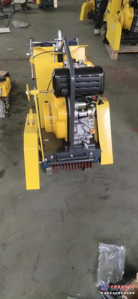 祥瑞重工XR-400刻纹开槽机高清图 - 外观