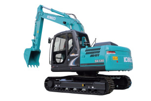 神钢SK130-8挖掘机