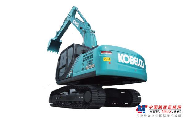 神鋼SK200-10挖掘機