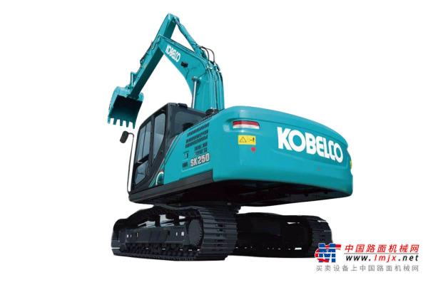 神鋼SK250-10挖掘機