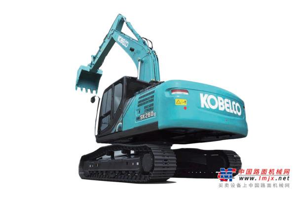 神鋼SK260LC-10挖掘機