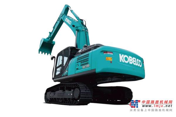 神鋼SK330-10挖掘機