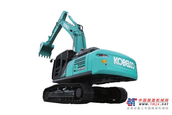 神鋼SK350LC-10挖掘機