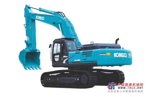 神鋼SK460-8挖掘機