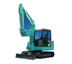 神钢SK60-8挖掘机高清图 - 外观