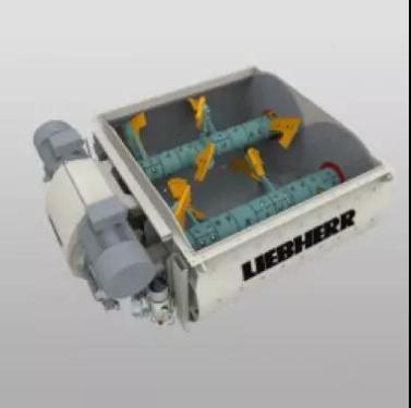 利勃海尔DW3.0双卧轴搅拌主机