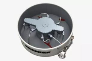 利勃海尔RIM2.25-D盘式搅拌主机