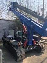 祥瑞重工XR-300光伏打桩机