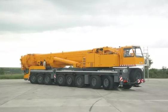 利勃海爾LTM 1500-8.1全地面起重機