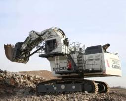 利勃海尔R9200挖掘机