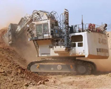 利勃海尔R9400挖掘机