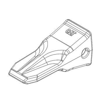 卡特彼勒389-5745穿透型升级版斗齿