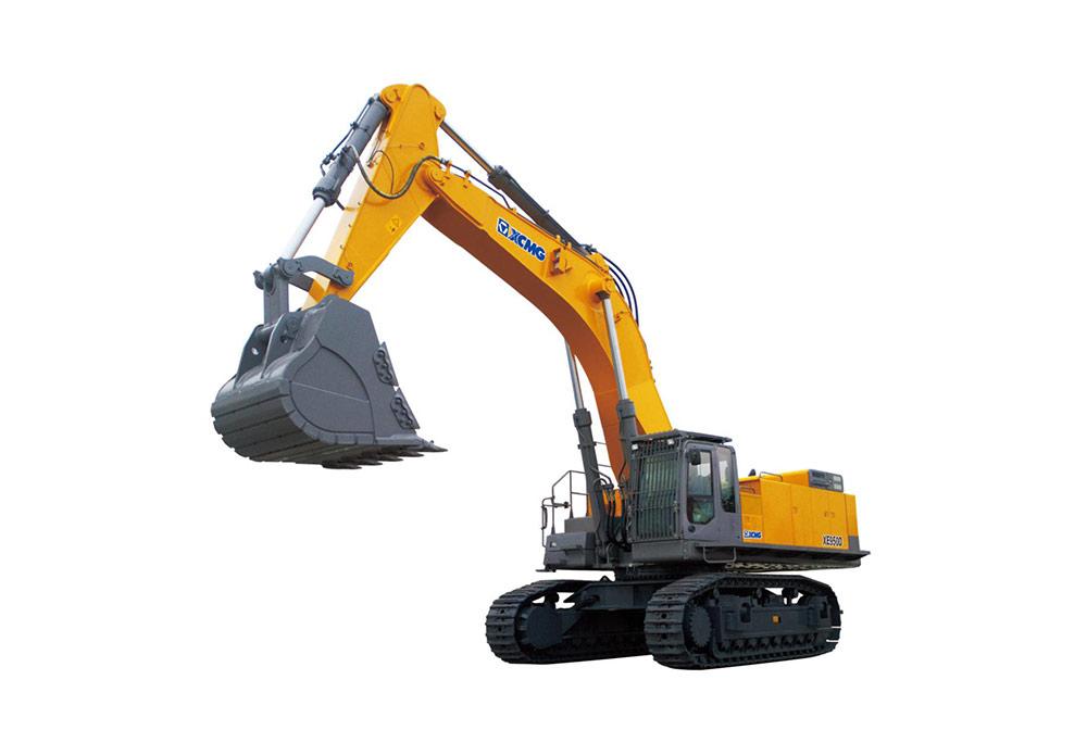 徐工XE950D礦用挖掘機高清圖 - 外觀