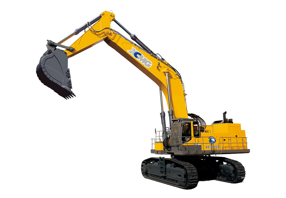 徐工XE1300C礦用挖掘機高清圖 - 外觀