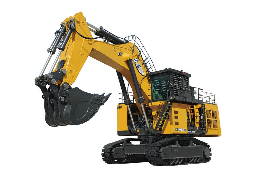 徐工XE3000礦用挖掘機高清圖 - 外觀