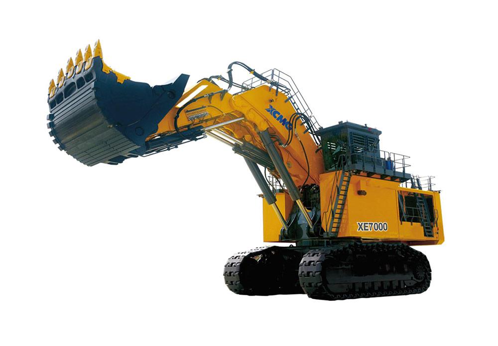 徐工XE7000礦用挖掘機高清圖 - 外觀