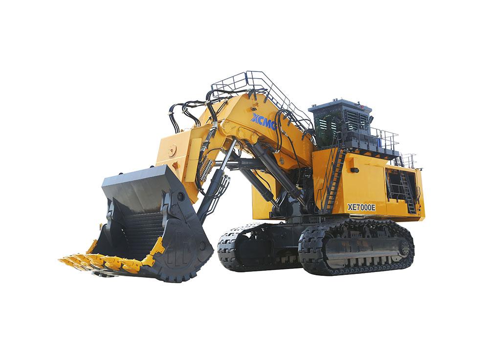 徐工XE7000E礦用挖掘機