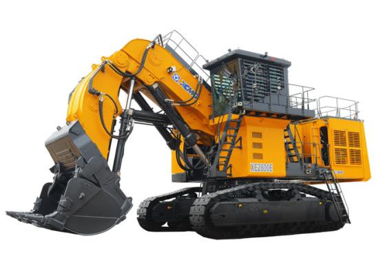 徐工XE2800E礦用挖掘機