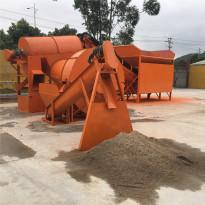 宜迅YX-JBS扫路车垃圾综合处理回收利用设备