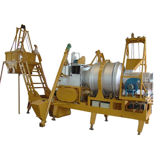 宜迅YX-60强制式系列沥青混合式搅拌设备
