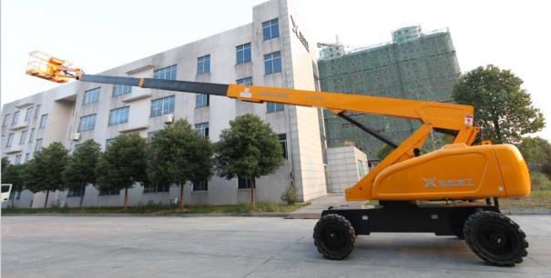 运想重工直臂式高空作业平台