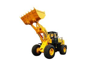 龙工CDM855N轮式装载机