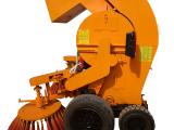 路霸LB-2000扫路车垃圾处理设备