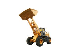 龙工ZL50NC新高卸砂石王 轮式装载机