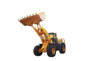 龙工ZL50NC高卸岩石王 轮式装载机